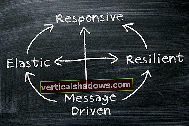 En kort oversigt over reaktive systemer