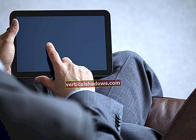 HP ElitePad 1000 G2 anmeldelse: Tablet i forretningskvalitet har en pris