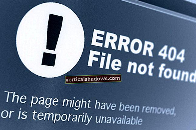 Sådan håndteres 404 fejl i ASP.NET Core MVC