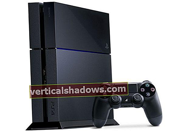 PlayStation 4 hacknutý pro spuštění Linuxu
