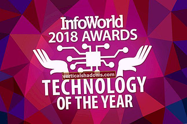 Årets teknologi 2018: Den beste maskinvaren, programvaren og skytjenestene