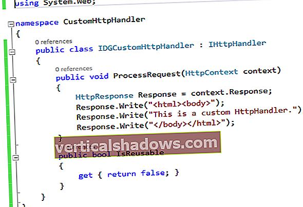 Sådan arbejder du med HTTPHandlers i ASP.Net