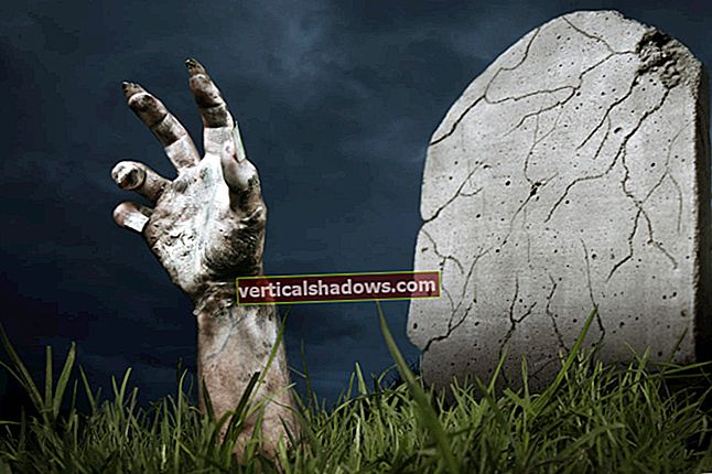 Mrak je plný zombie, ale to je v pořádku